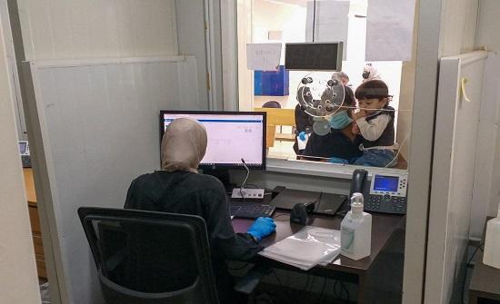 مفوضية اللاجئين تعيد فتح مراكز التسجيل والاستقبال بالمواعيد المسبقة