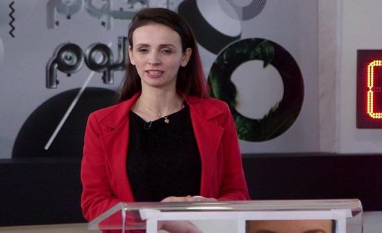 """الأردنية نهى أبو يوسف تحقق المركز الأول في """"نجوم العلوم"""" وتنتقل للمرحلة التالية"""