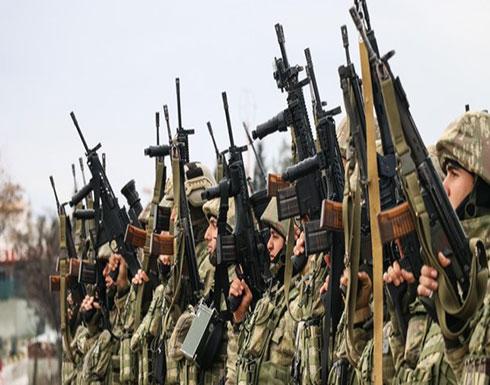 الأركان التركية: مقتل 260 مسلحا كرديا في عفرين