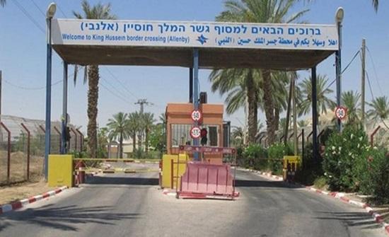 """""""إسرائيل"""" تقرر إغلاق المعابر مع الأردن"""