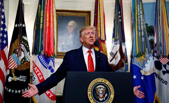 ترامب يعترف بأنه لم يخبر الكونغرس بعملية تصفية البغدادي خوفا من التسريبات