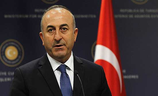 وزير الخارجية التركي: علاقاتنا بمصر لا تستند على أحزاب أو أفراد