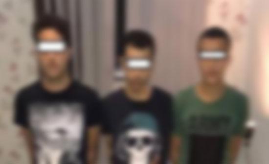 3 مجرمين يقتلون محاسبًا بعدما جمعتهم علاقة شاذة في مصر