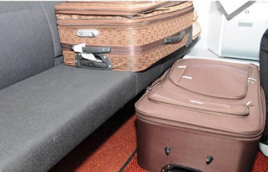 العثور على جثة فتاة مقطوعة لنصفين داخل حقيبة سفر في مصر