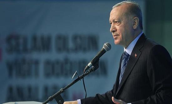 أردوغان: لا ندين لصندوق النقد الدولي ولو بفلس واحد