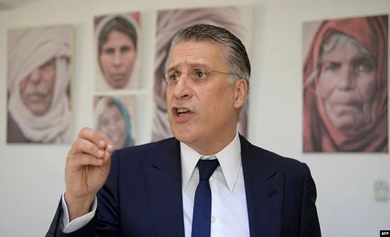 القضاء التونسي يبقي مرشحا للانتخابات قيد الاحتجاز