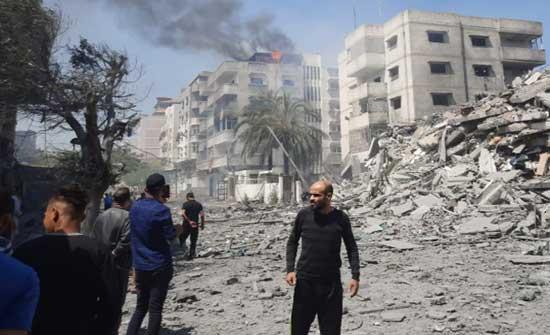 شهيد في تجدد القصف المدفعي على حدود غزة و شهيد و64 إصابة في رام الله