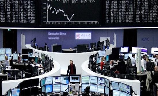 الأسهم الأوروبية تتجه لتحقيق مكاسب للأسبوع السادس على التوالي