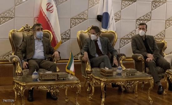 مدير الوكالة الدولية للطاقة الذرية يصل إلى طهران