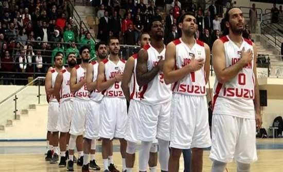 منتخب السلة يخسر أمام نظيره السعودي