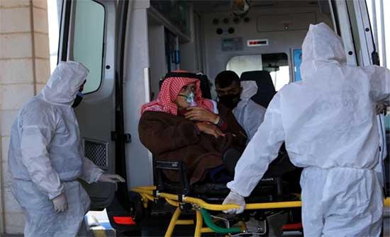 اكثر من 800 الف اصابة و 10 الاف وفاة منذ بدء جائحة كورونا في الاردن
