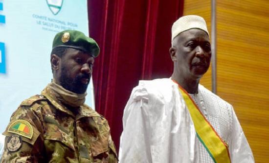 إنهاء تعليق عضوية مالي في الاتحاد الإفريقي