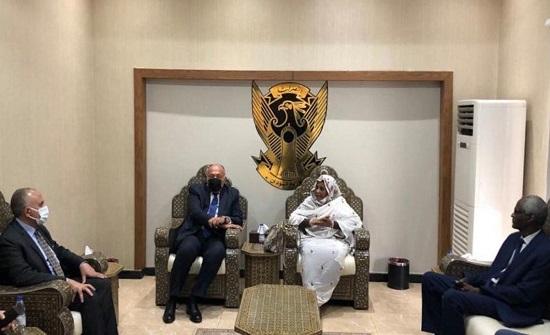 وزيرا خارجية وري مصر إلى السودان للتنسيق حول سد النهضة