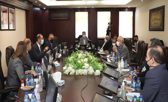 رئيس صناعة الأردن: العراق سوق استراتيجي للمملكة