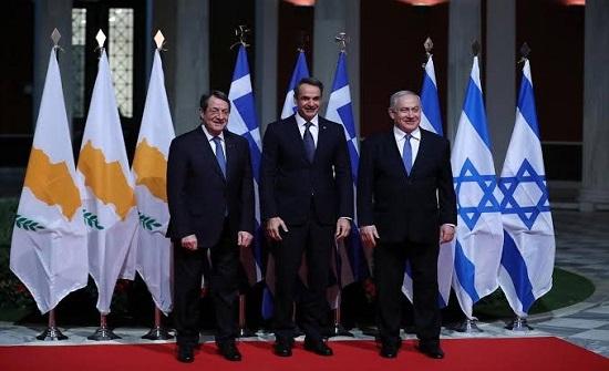 الاحتلال الإسرائيلي يعلن دعمه لليونان ضد تركيا