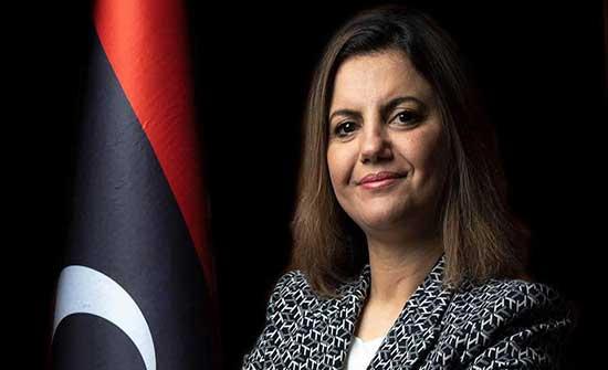 وزيرة خارجية ليبيا: رؤيتنا واضحة.. مغادرة المرتزقة فورا