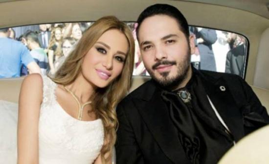 رامي عياش يستشهد بحديث نبوي لمعايدة زوجته بعيد ميلادها!