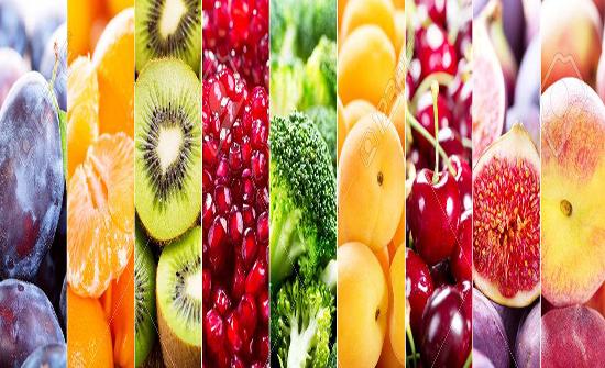 حمية الخمسة أسابيع بالألوان لخسارة الوزن الزائد في مدة قصيرة