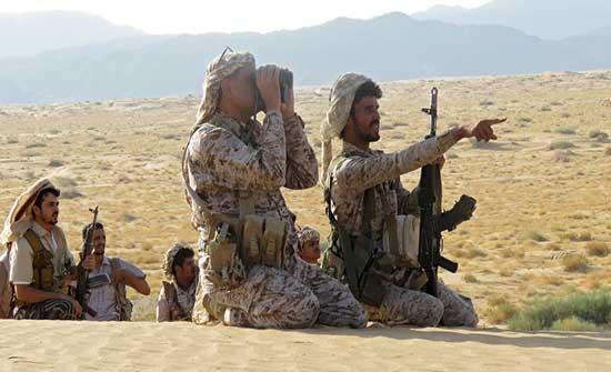 الجيش اليمني يتصدى لهجوم غرب مأرب.. ومقتل 16 حوثياً