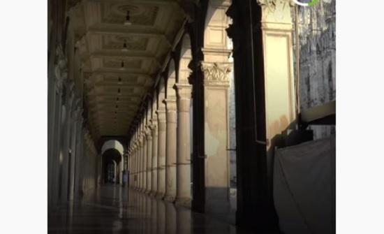 بالفيديو من المدن الحيوية إلى مدن الأشباح بسبب كورونا