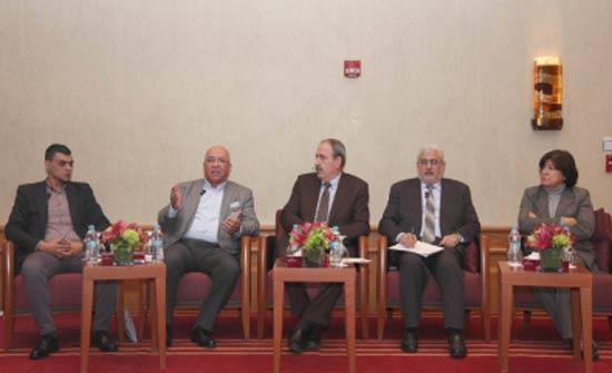 مؤتمر اجندة الأردن يناقش الاوضاع السياسية الداخلية