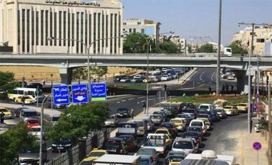 إغلاق جزئي لجسر الثامن بالاتجاه من المطار إلى المدينة الطبية الجمعة
