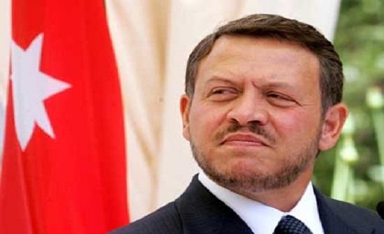 الملك يهنئ بعيد استقلال كازاخستان