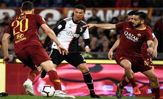 بالصور: يوفنتوس يقسو على روما في كأس إيطاليا