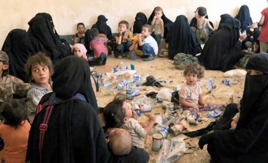 العراق يرحل 64 طفلا من ابناء الدواعش الى اوزباكستان