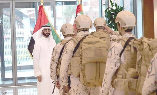 الإمارات تعلن عن عودة قواتها العاملة في عدن