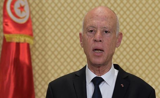 قيس سعيد: تعطيل برلمان تونس أمر غير مقبول