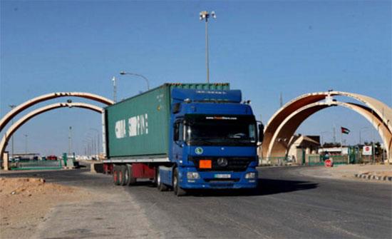 بدء تطبيق المعاملة بالمثل مع الشاحنات السورية التي تدخل المملكة