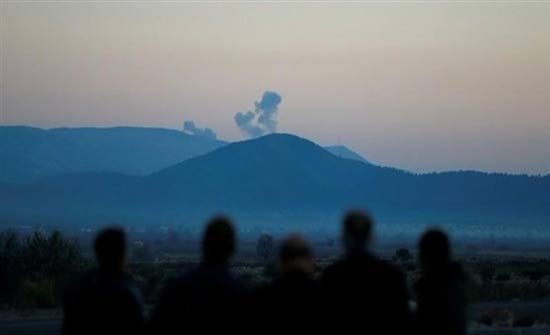 25 قتيلاً من عائلة واحد بقصف تركي على عفرين