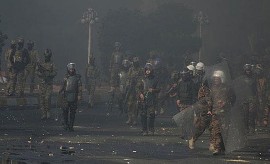 """""""العفو"""" تطلب من العراق ضبط الأمن والتوقف عن قتل المتظاهرين"""