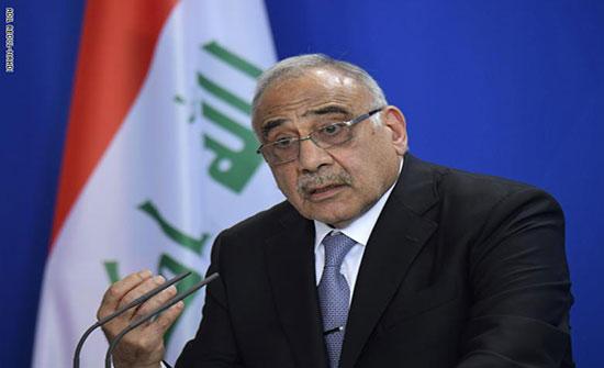 مصادر: إيران تدخلت لمنع الإطاحة برئيس الوزراء العراقي