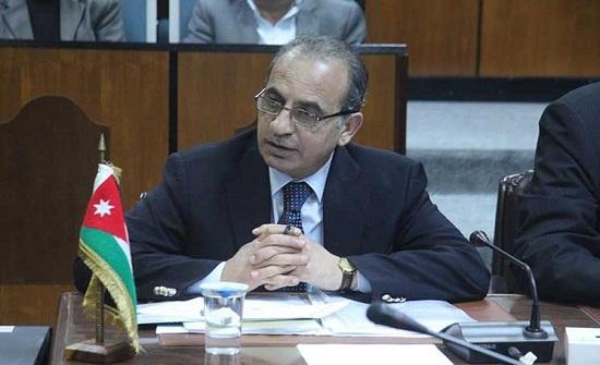 وزير النقل يتفقد غرف الطوارئ في الارصاد الجوية