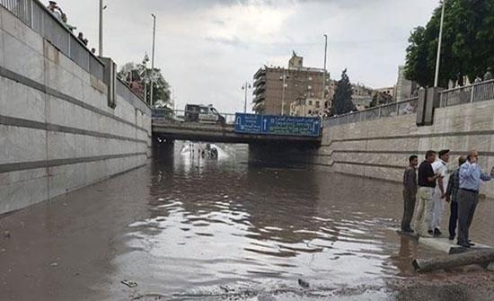 مصر.. تعطيل الدراسة في 3 محافظات اليوم بسبب الأمطار