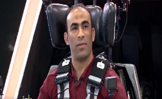 سيد عبد الحفيظ عن رامز جلال في مجنون رسمي : بيعمل حاجات صعبة