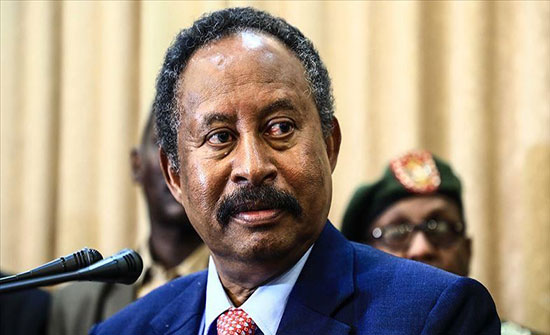 """قيادي بـ""""المؤتمر"""" السوداني: حمدوك تلقى تأكيدات بدعمه من الحزب"""