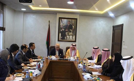 المعايطة: السعودية عمق استراتيجي للأردن