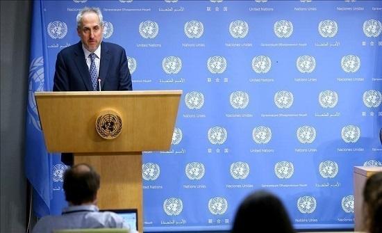 الأمم المتحدة تطالب المانحين بسرعة تقديم الدعم المالي لأفغانستان