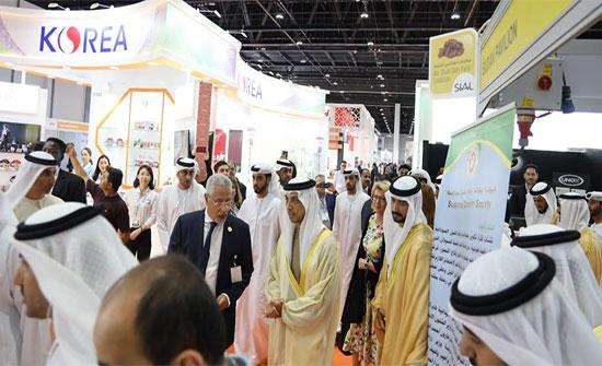 انطلاق معرض أبوظبي الدولي للتمور 2019 بمشاركة 87 عارض من 12 دولة