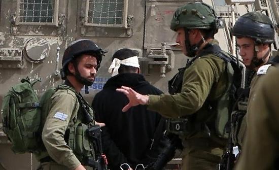 نادي الأسير : الاحتلال الإسرائيلي يعتقل 16 فلسطينيا في الضفة الغربية