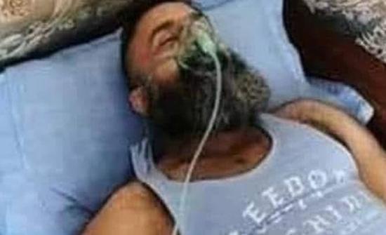 """""""أبو عزرائيل"""" مصاب بكورونا.. تدهورت صحته بعد تلف بالرئة"""