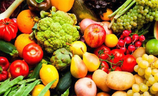الزراعة توجه إرسالية أغذية وخضار لمحافظة إربد