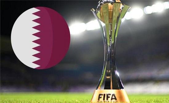 بطولة كاس العالم للأندية تنطلق في قطر غدا