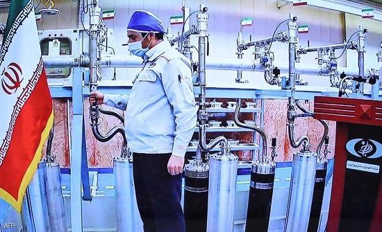 إيران تعلن موعد إنتاج يورانيوم مخصب بنسبة 60 بالمئة