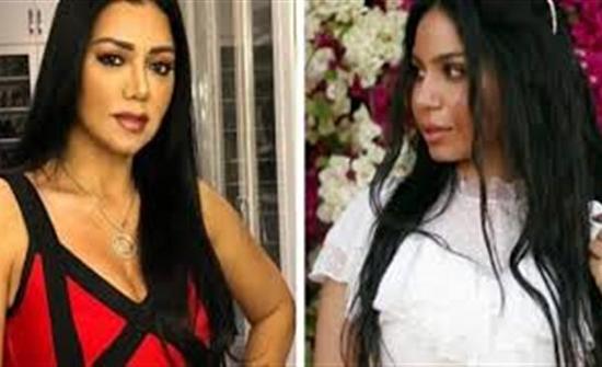 شاهد : رانيا يوسف و نسرين أمين في آخر ظهور لهما