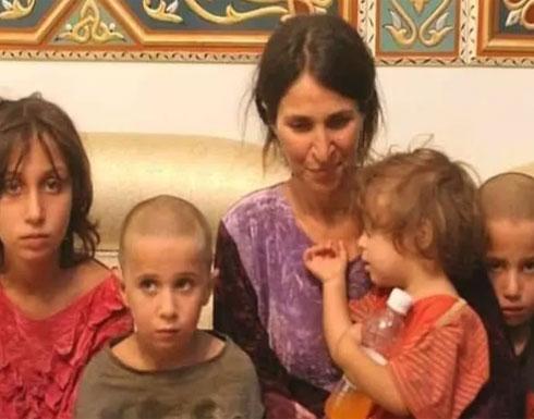 دمشق تعلن تحرير 19 امرأة وطفلا من تنظيم الدولة (فيديو)