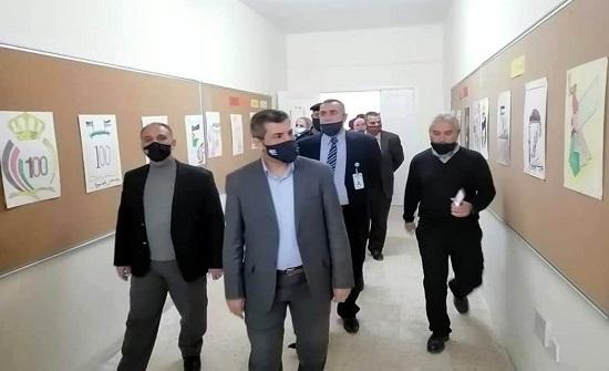 افتتاح معرض مئوية الدولة بالأغوار الشمالية
